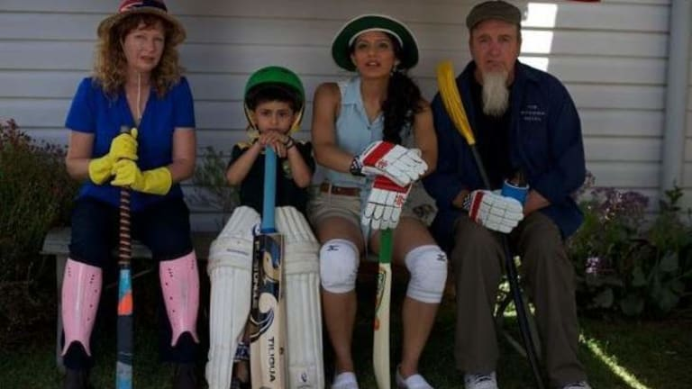 The low-budget comedy <i>Backyard Ashes</i> has had a healthy opening knock in a handful of regional cinemas.