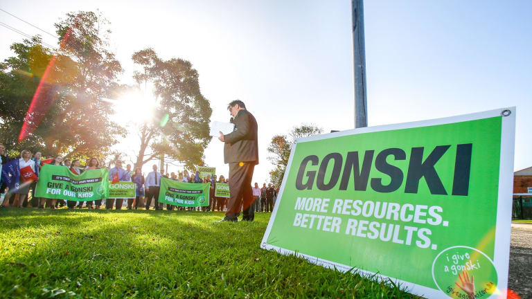 Neither side of politics has come to grips with needs-based school funding, according to Gonski Review panelist Ken Boston.