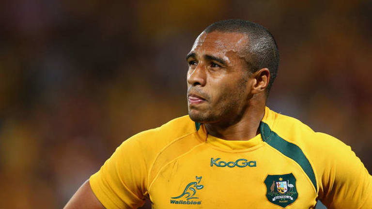 Will Genia has been dropped from the Wallabies starting side.