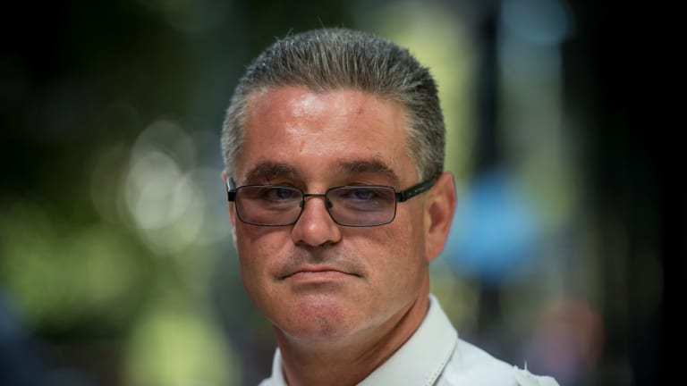 Taxi driver Lou Bougias has been praised for his actions in the aftermath of the Bourke Street tragedy.