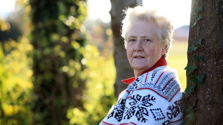 Loss of trust ... Marie Collins was abused by a priest in Ireland as a child.