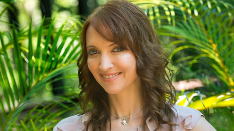 Wendy Reiner: created her skin care range as a result of her own experience.