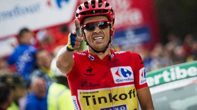 Gianluca Brambilla And Ivan Rovny Thrown Out Of Vuelta For