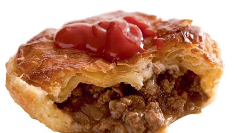 Which pie is Sydney's best?