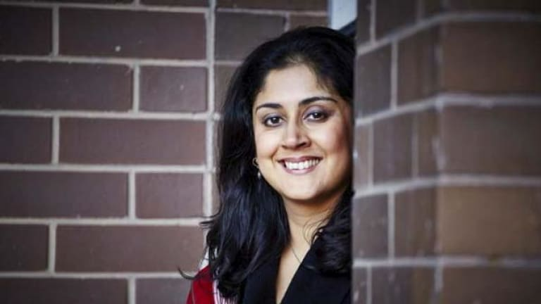 """Engrossing: Balli Kaur Jaswal says writing has always been a compulsion and so """"Inheritance"""" was born."""