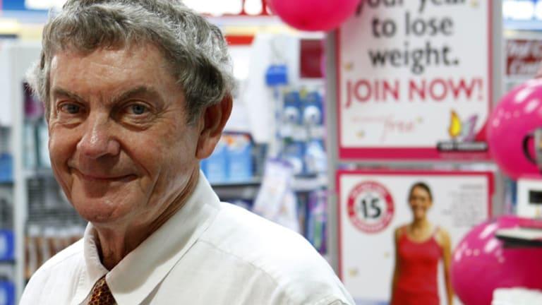 Weight loss guru Tony Ferguson.