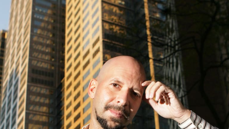 """""""Shallow path to self-esteem"""" ... Neil Strauss on his pick-up artist past."""