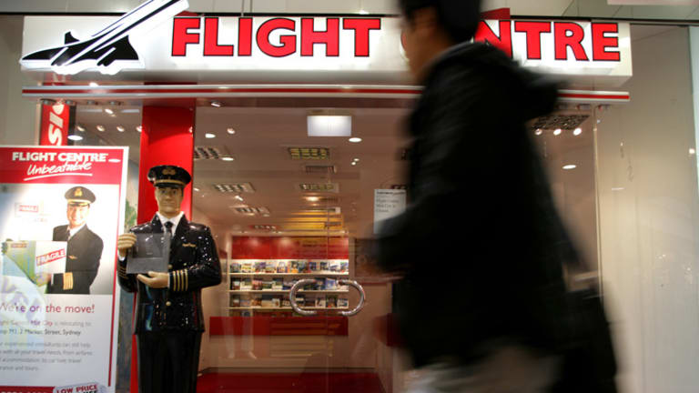 Flight Centre is still a formidable competitor, on price and a 'value add' service.
