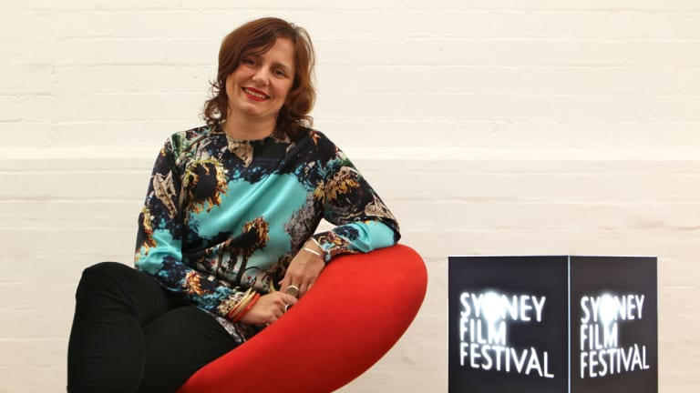 """""""It feels like an extreme privilege to be in the role"""" ... Clare Stewart, director of the Sydney Film Festival."""