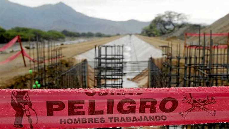 Peru has a radical plan to overcome its water shortages.