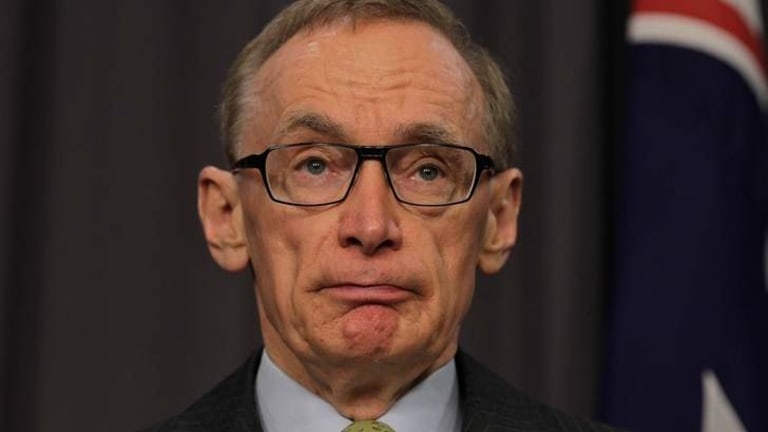 Senator Bob Carr dismissed Mr Assange's claims that he is at risk of extradition to the US, describing such concerns as 'sheer fantasy'.