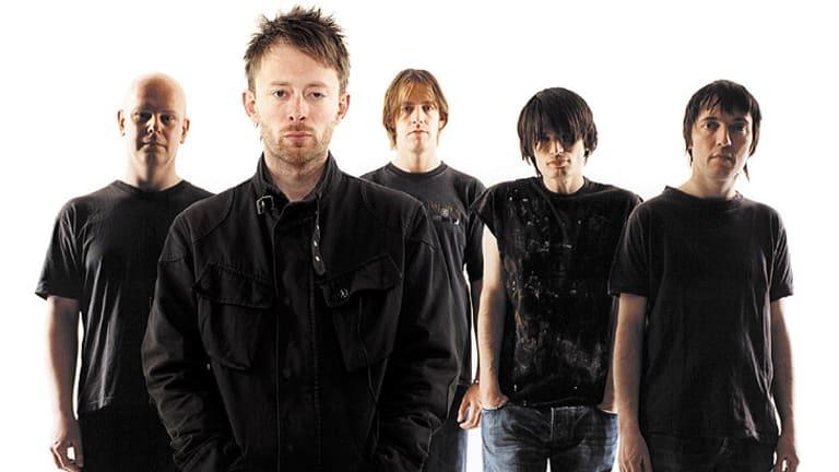 Radiohead will tour Australia in November.