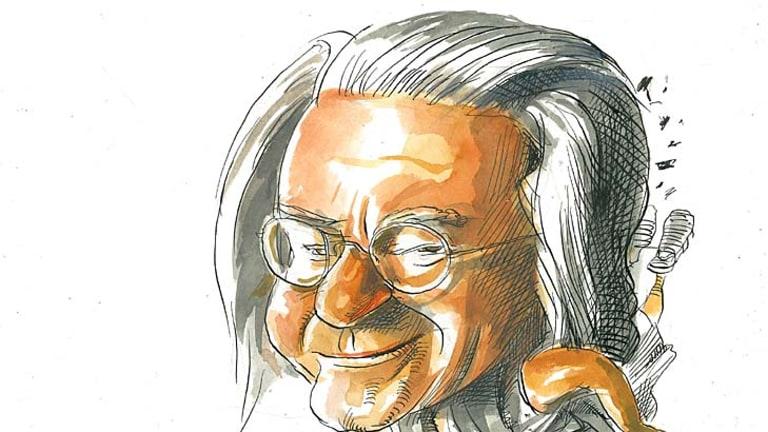 Illustration by Rocco Fazzari.