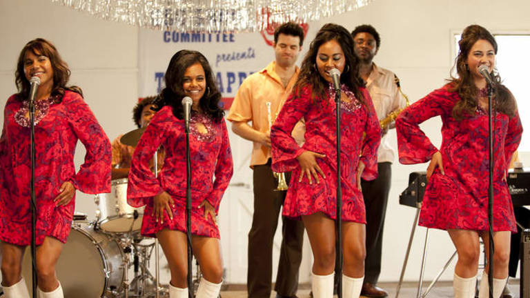 The Sapphires was the biggest Australian film of 2012.