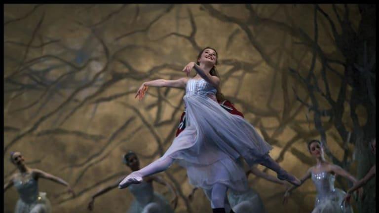 The Australian Ballet's The Nutcracker faced a few hurdles on opening night.