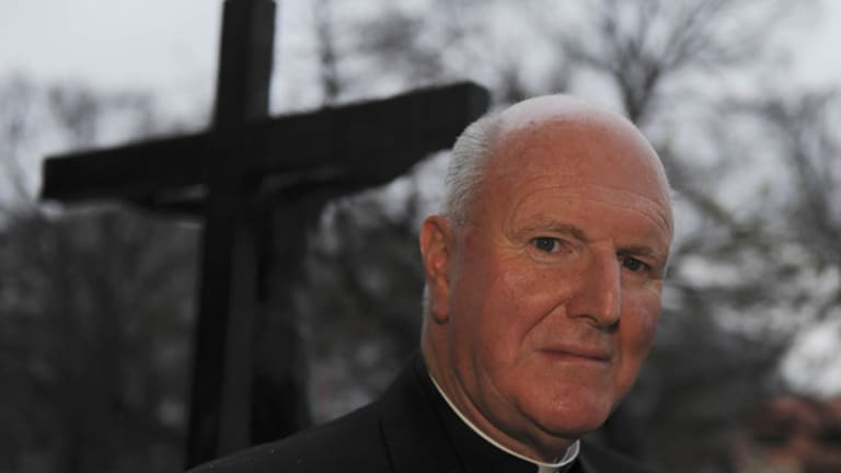 Archbishop Denis Hart.