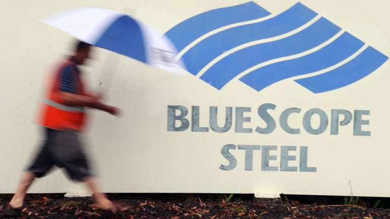 "BlueScope is trying desperately to retrieve ""highly sensitive and commercially valuable"" information allegedly stolen by a disgruntled former employee."