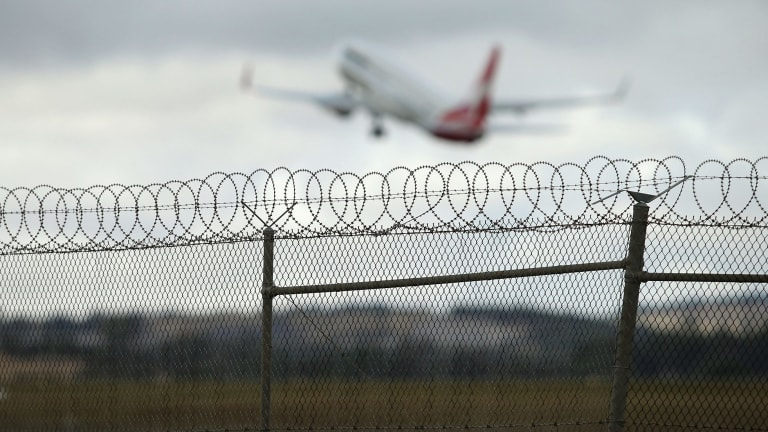 The motion calls for all immigration to Australia to be halted pending an investigation.