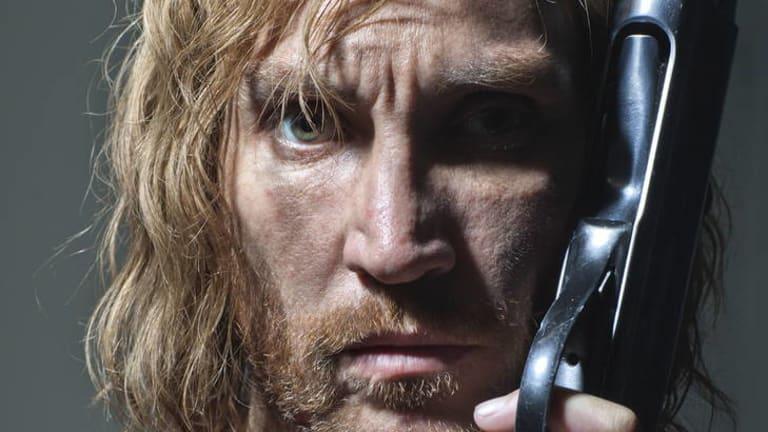 Callan Mulvey gets stabby in <i>Bikie Wars</i>, where crims get, er, a bad name.
