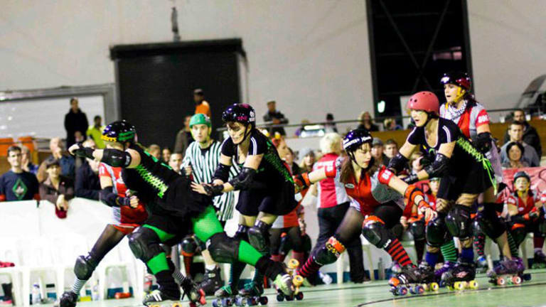 The Perth Roller Derby All Stars will take on Adelaide in The Good, The Bad and The Derby.