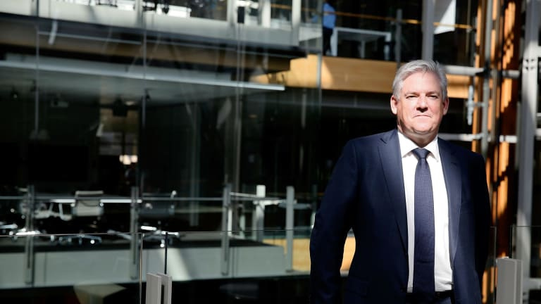 Commonwealth Bank of Australia chief information officer David Whiteing predicts blockchain will disrupt systems.