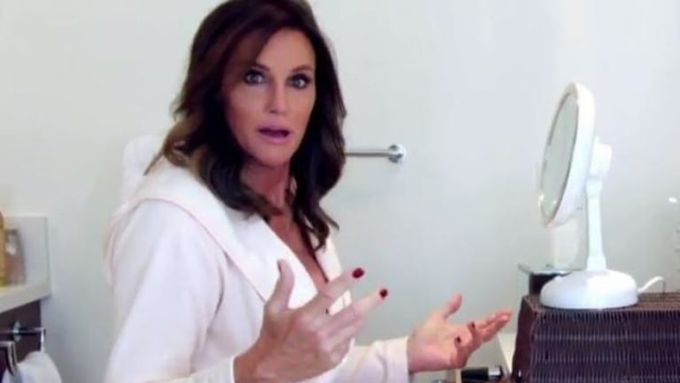 Caitlyn Jenner in <i>I Am Cait</i>: Scenes surrounding her grooming are played for laughs.