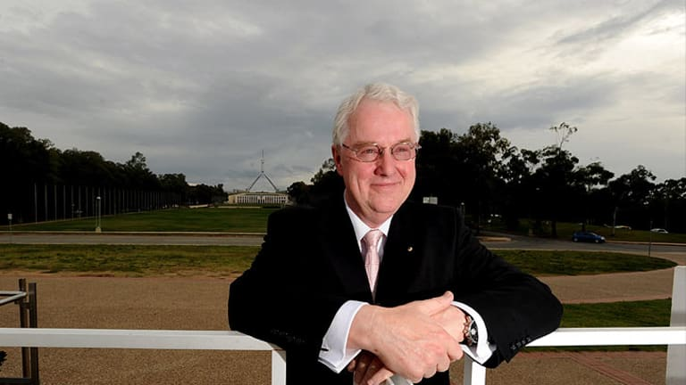 Department of the Prime Minister and Cabinet secretary Terry Moran.