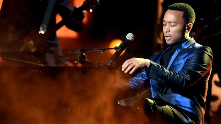 John Legend's <i>All of Me</i> is the most popular wedding song around the world.