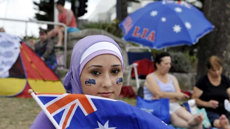 """Australia has become multicultural and racism has diminished over the last 50 years but it disturbs me when I hear some of our politicians reassuring overseas governments that it doesn't exist at all""."