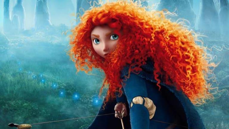 Image result for pixar brave