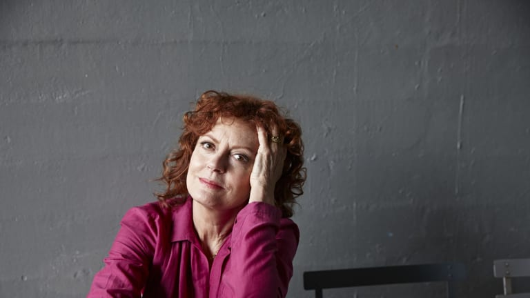 Susan Sarandon says Bernie Sanders' campaign has made people want to be ''part of their government again''.