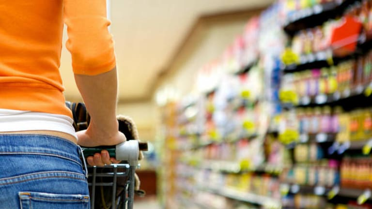 "In a pinch: ""Supermarkets need to increase the number of staff who monitor the self-scan checkouts, even though the point of these checkouts is to reduce the need for staff."""