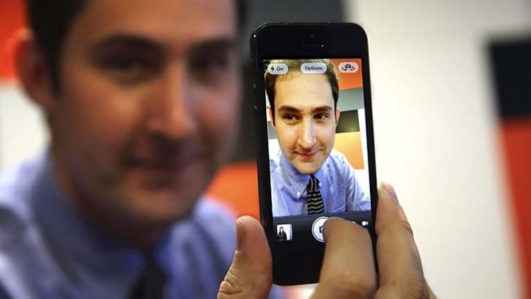 """""""It is not our intention to sell your photos"""" ... Kevin Systrom."""