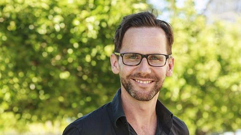 Buck for Breakfast: 702 ABC  Sydney's new breakfast presenter, Robbie Buck.