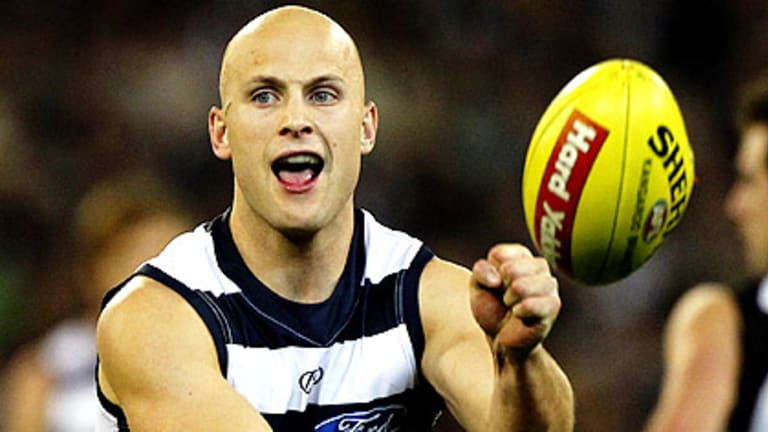 Gary Ablett has scarcely had a bad day.