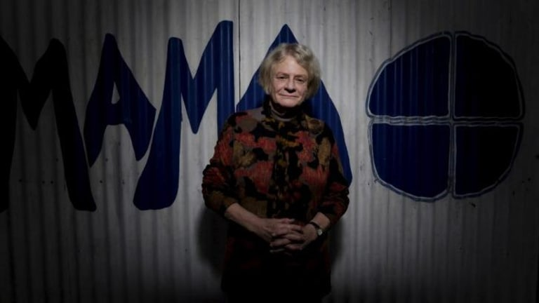 Liz Jones at La Mama Theatre, Carlton.