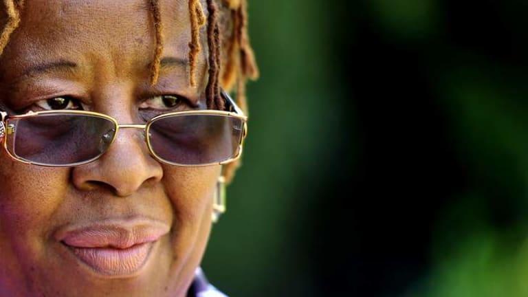 Zimbabwe Ambassador Jacqueline Zwambila has asked the Australian Government for asylum because she fears for her safety if she returns to Zimbabwe.