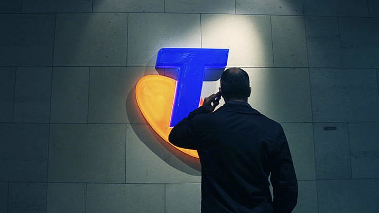 Mobile growth boosts Telstra profit