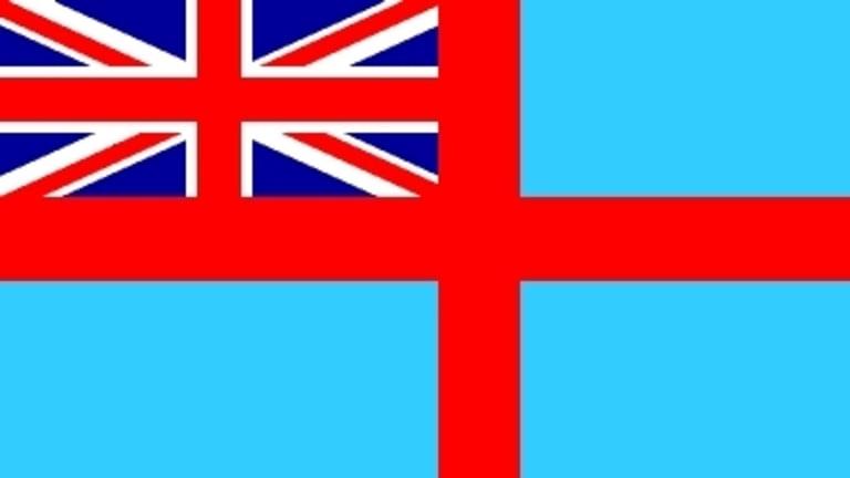 The original Queensland Ensign.