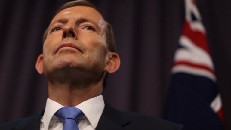 Going backwards: Critics say the Abbott government's new budget cuts to climate change research and renewable energy has set policy back to the 1990s.