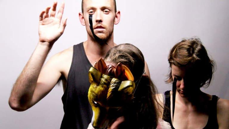 Daniel Schlusser Ensemble's <i>M+M</i>, part of the 2013 Melbourne Festival.