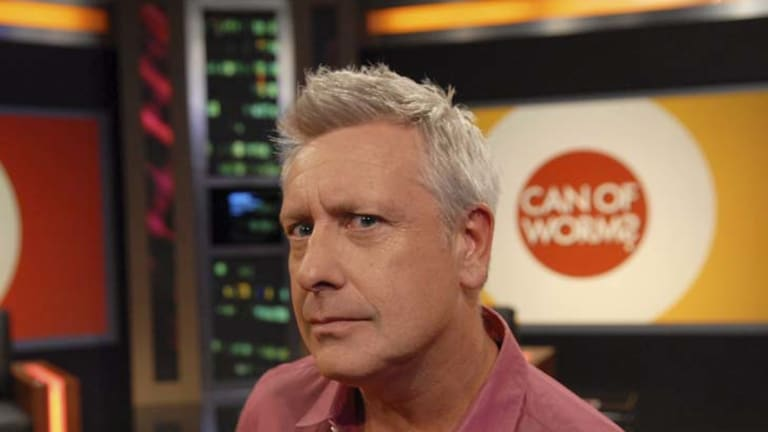"""Can of Worms host Ian """"Dicko"""" Dickson wins the viewers by disagreeing with the polls"""