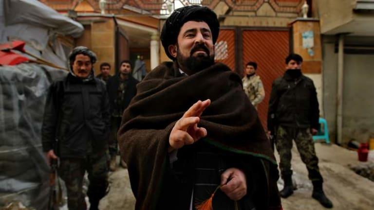 Haji Obaidullah Barakzai: referred complaints about Shujoyi in vain.