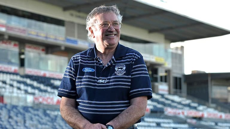 """Col Hutchinson: """"There's always been a tradition at Geelong, going back to the 1860"""