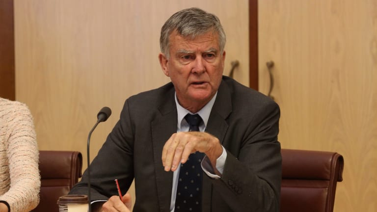 Liberal Senator Bill Heffernan.