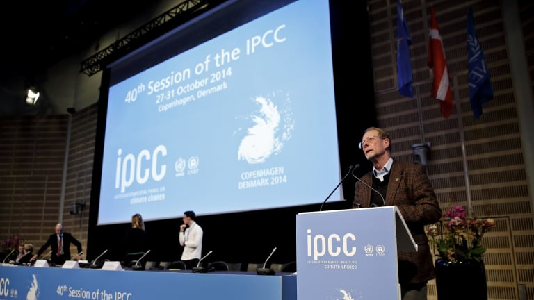 The United Nations' Intergovernmental Panel on Climate Change has produced its final report.