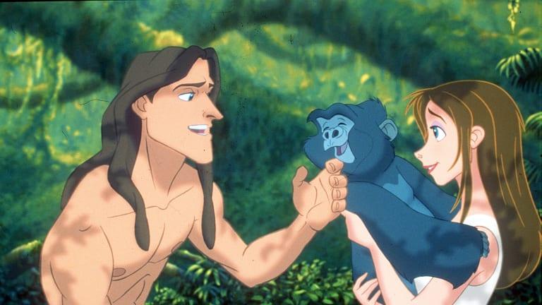 Disney's animated movie <i>Tarzan</i>