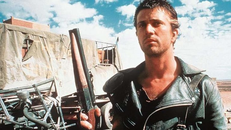 The original ... Mel Gibson in <i>Mad Max</i>.