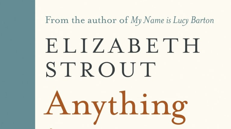 Anything is Possible. By Elizabeth Strout.