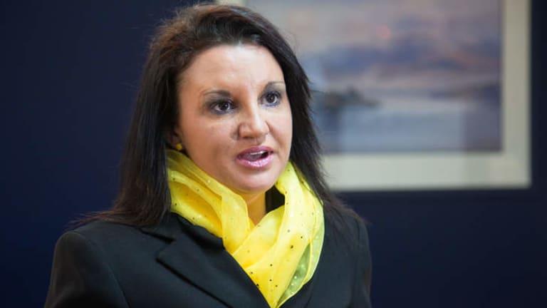 Palmer United Party senator-elect Jacqui Lambie has opened fire on the Tasmanian Greens.
